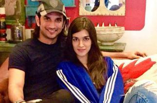 Shushant Singh Rajput & Kriti Sanon