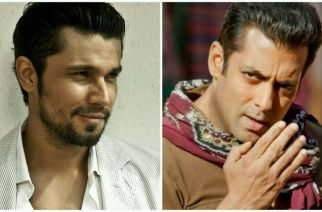 Randeep Hooda and Salman Khan