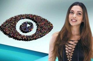 A still from Deepika's promo video