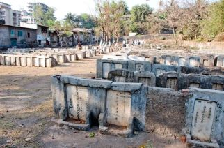 An image of the existing cemetery at Antop Hill. Courtesy: Panoramio.com