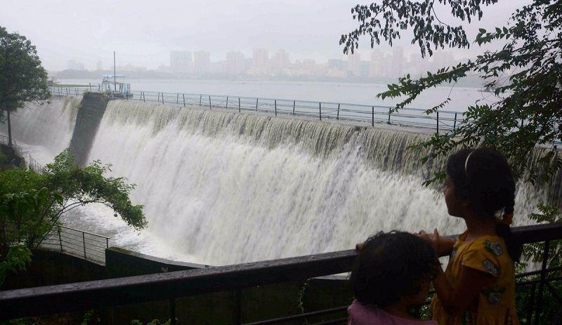 Water cuts unlikely in Mumbai as lakes reach 90% capacity