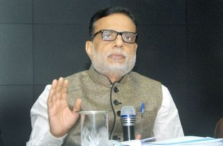 Revenue Secretary Hasmukh Adhia