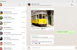 WhatssApp launches desktop app