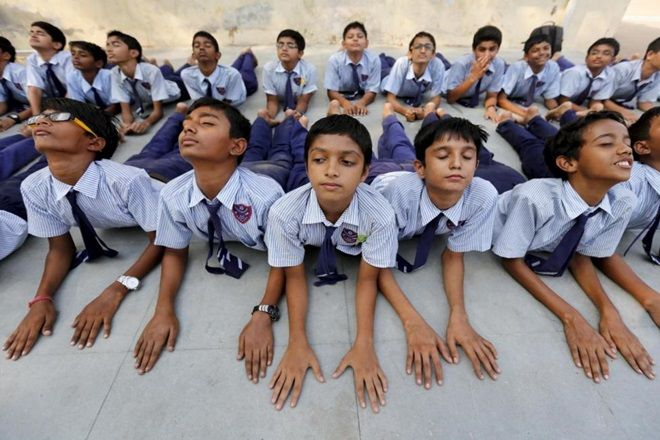 Yoga education not fundamental right, can't make it compulsory in schools: SC 1