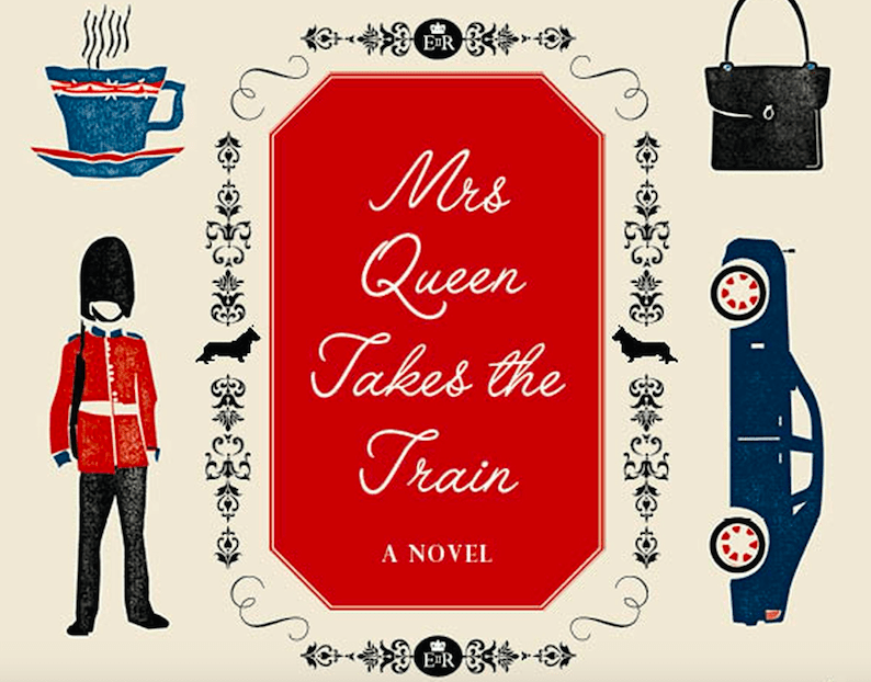 William Kuhn Mrs. Queen Takes the Train