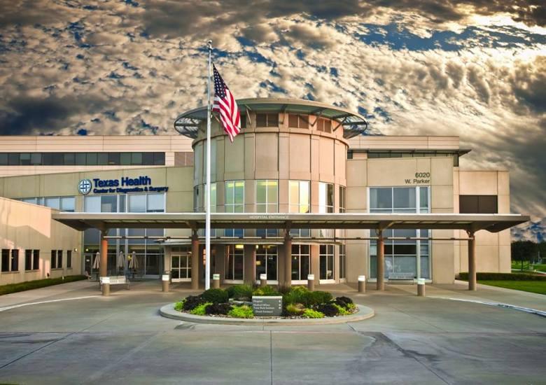 texas health center for diagnostics surgery