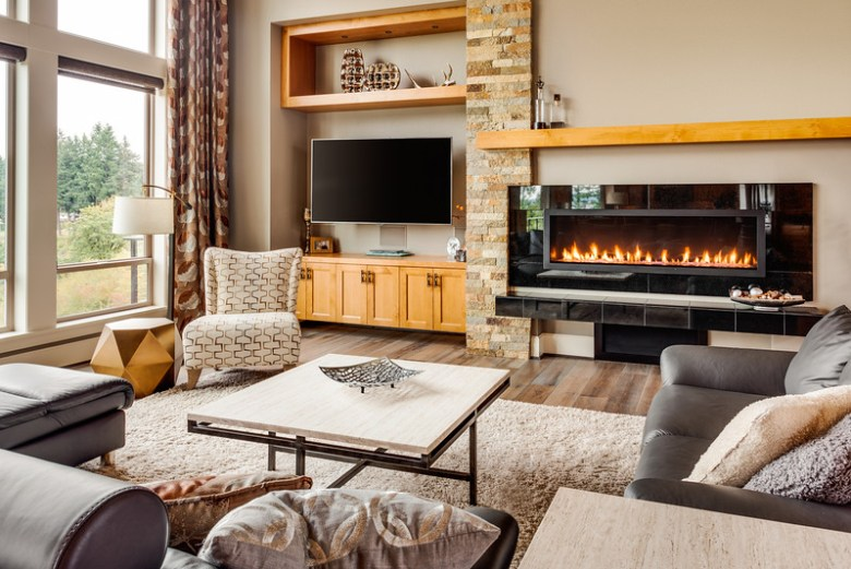 flames fireplaces & gas grills