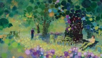 Jean Ellis Newman Art