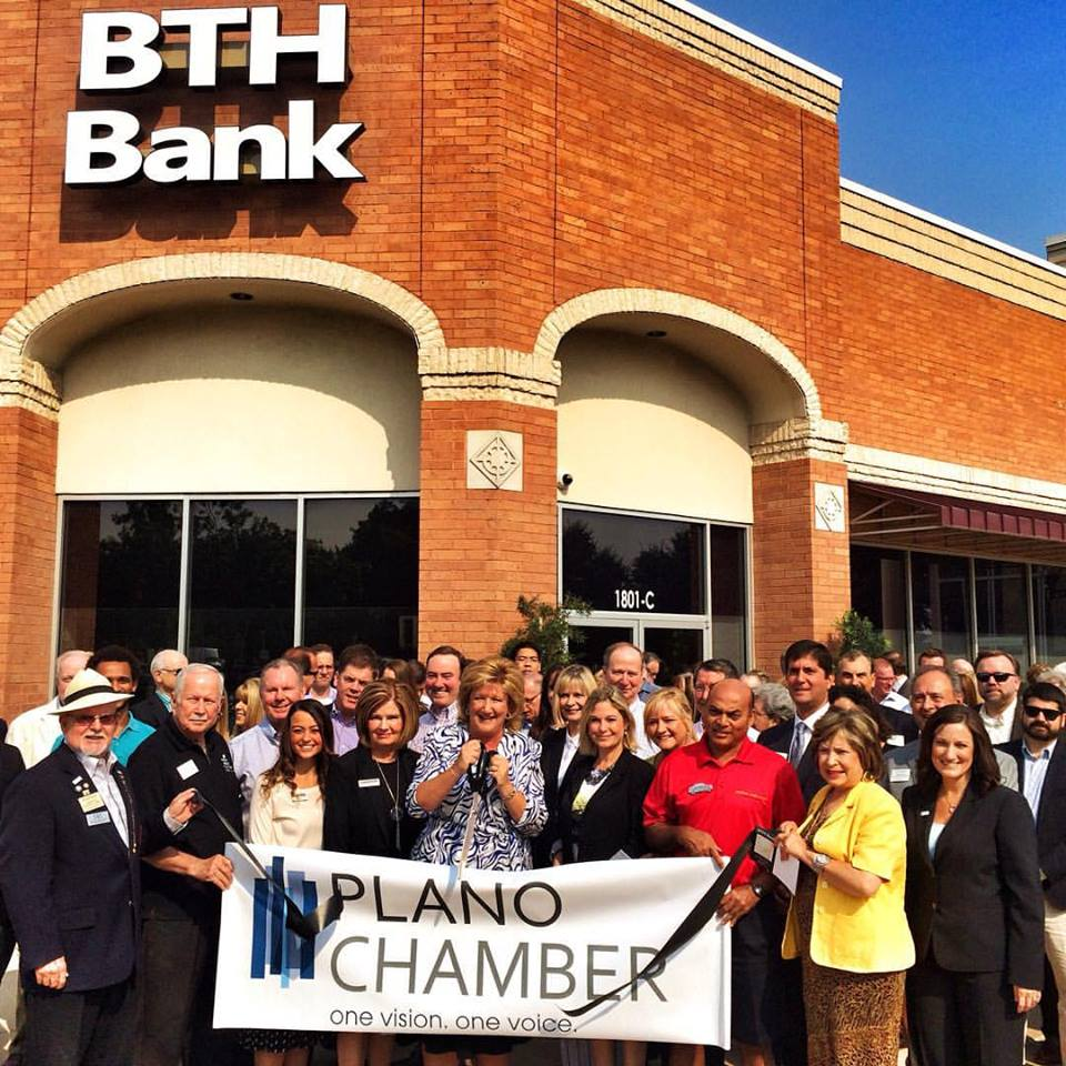 BTH Bank Plano, Camille Ussery