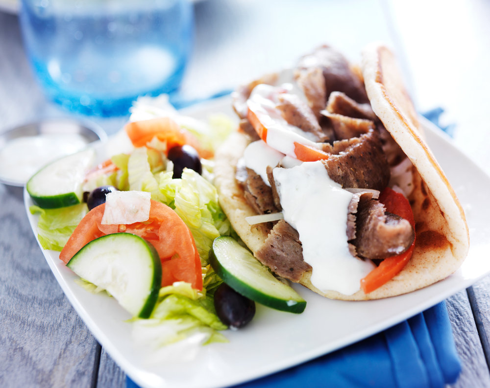 Gyro Old Town Food Factory_Plano