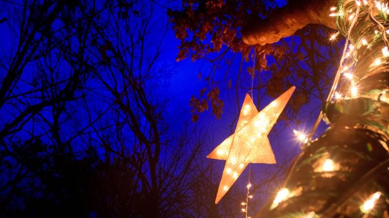 heard museum plano mckinney holiday trail of lights1
