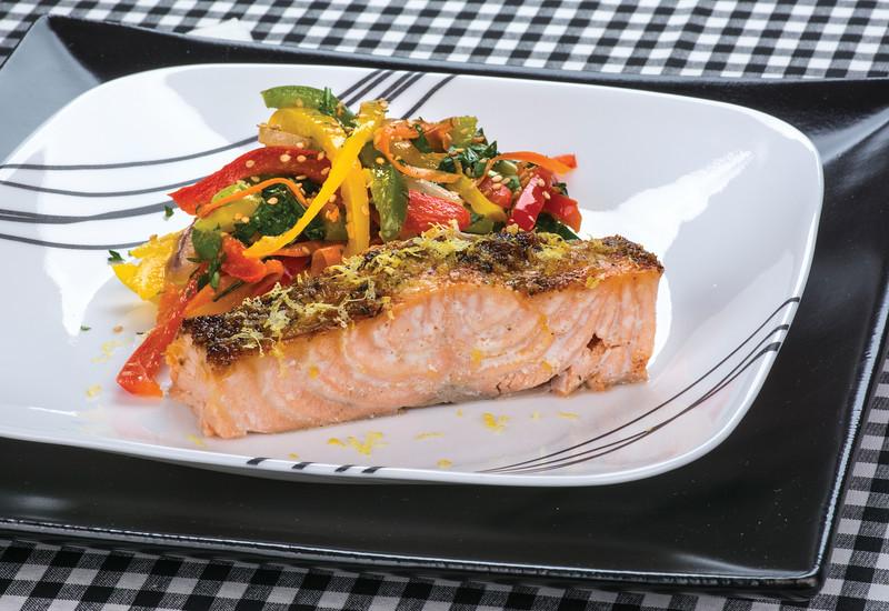 Recipe Cedar Plank Salmon