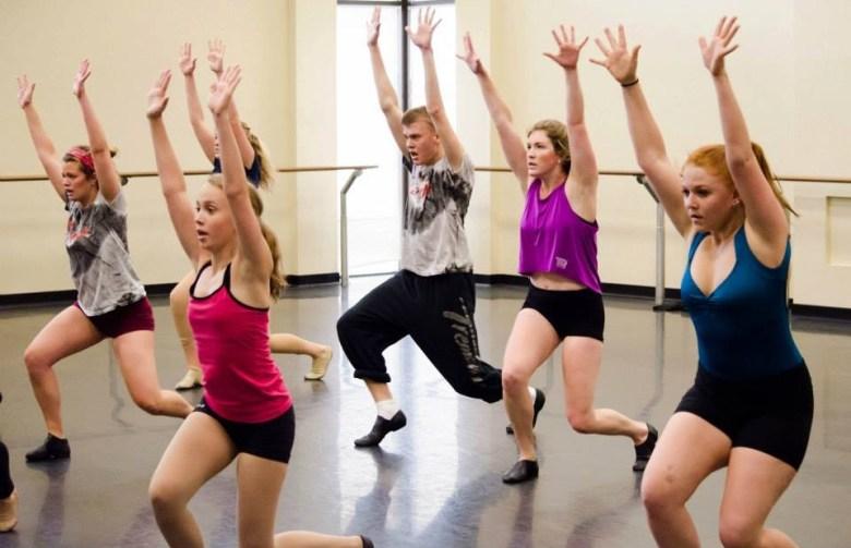 blake rushing theatre dance