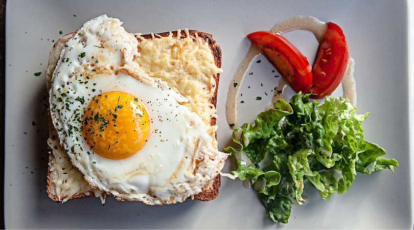 Recipe Croque Madame