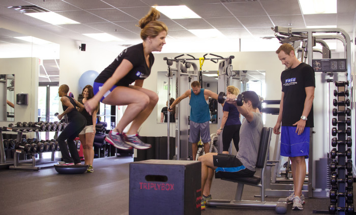 My House Fitness, Plano Fitness Studio