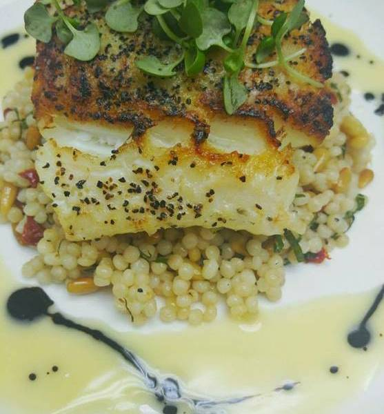 recipe oven baked cod cous cous