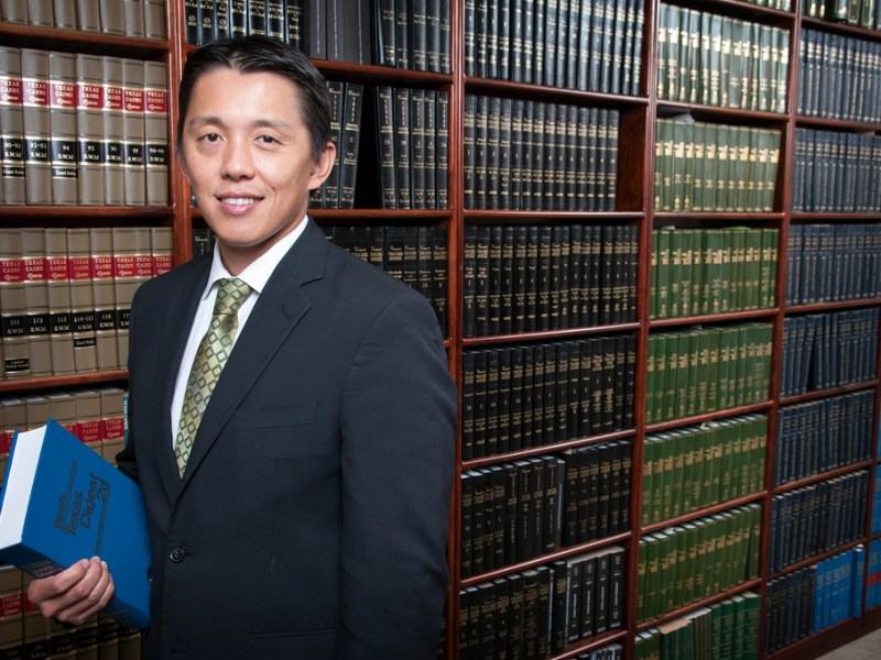 Richard Cheng lawyer Plano Collin College