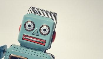 Robot STEAM Plano Public Library