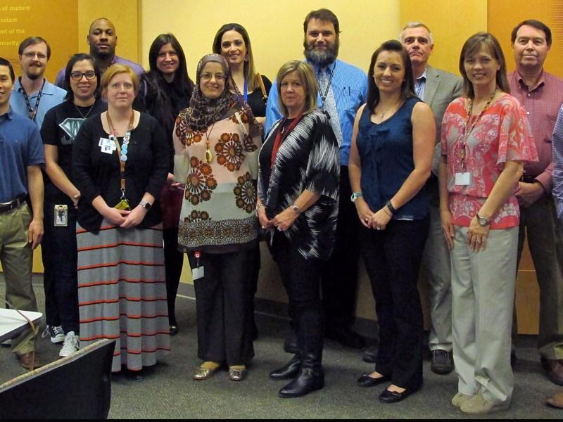 stem teacher award nominees, plano isd education foundation