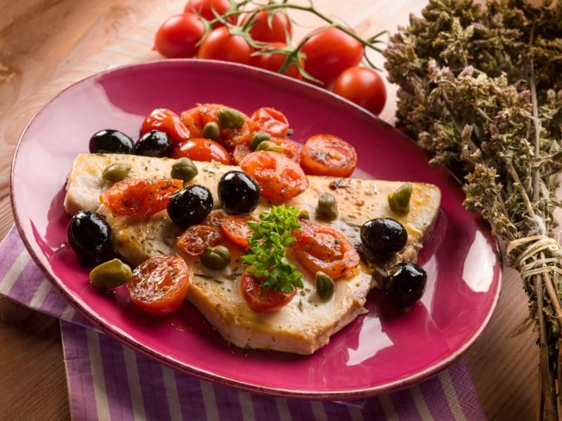 recipe swordfish