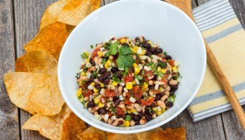 Recipe, Nancy's Country Caviar dip