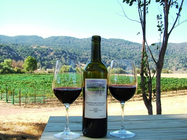 wine meadowlark vineyard california 1