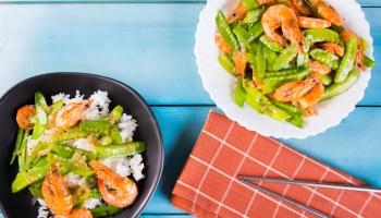 Recipe Spring Vegetable Stir-fry