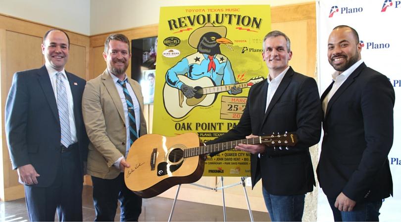 canva texas music revolution