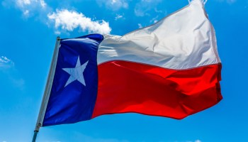 plano allen mckinney keep texas beautiful flag