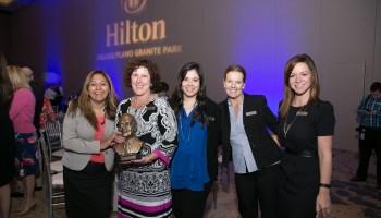 Plano Hilton Connie Awards