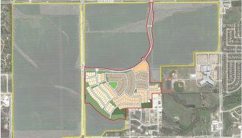 New Frisco Texas community, Newland