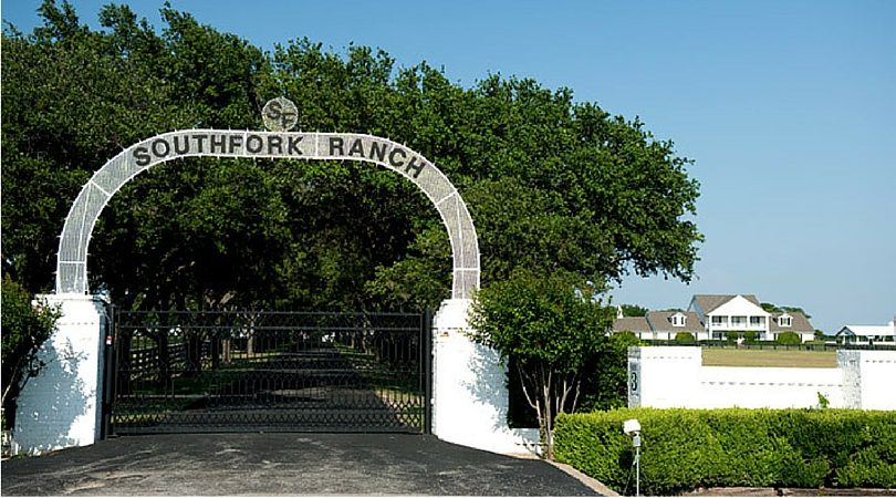 southfork ranch gate indie summer fair southfork ranch plano texas