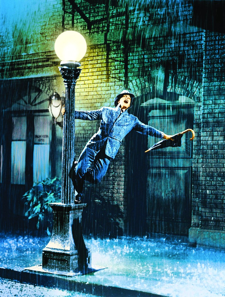 singin' in the rain   the kobal collection/ mgm