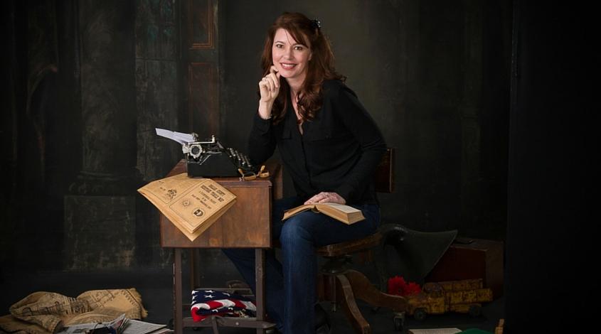 Karen Harrington Plano author Mayday