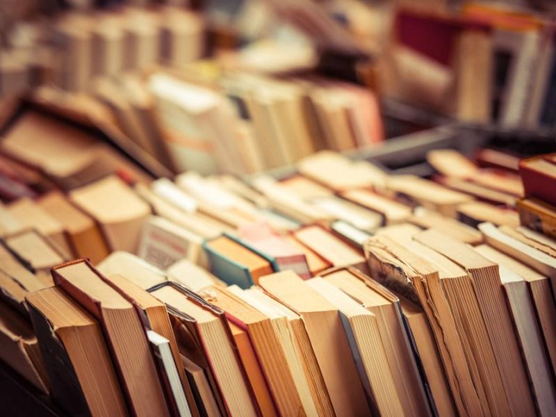 plano public library book sale