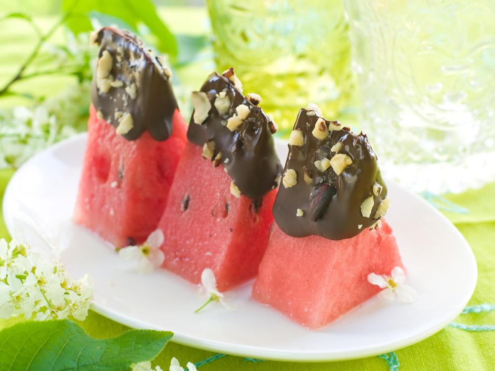 chocolate watermelon