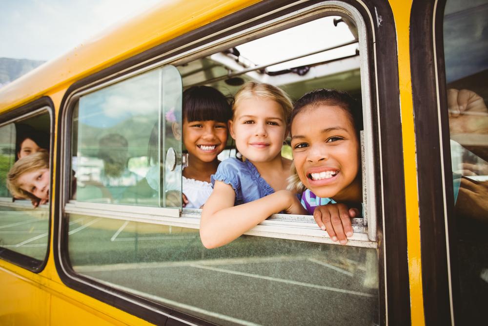 Fill the Bus campaign in Allen