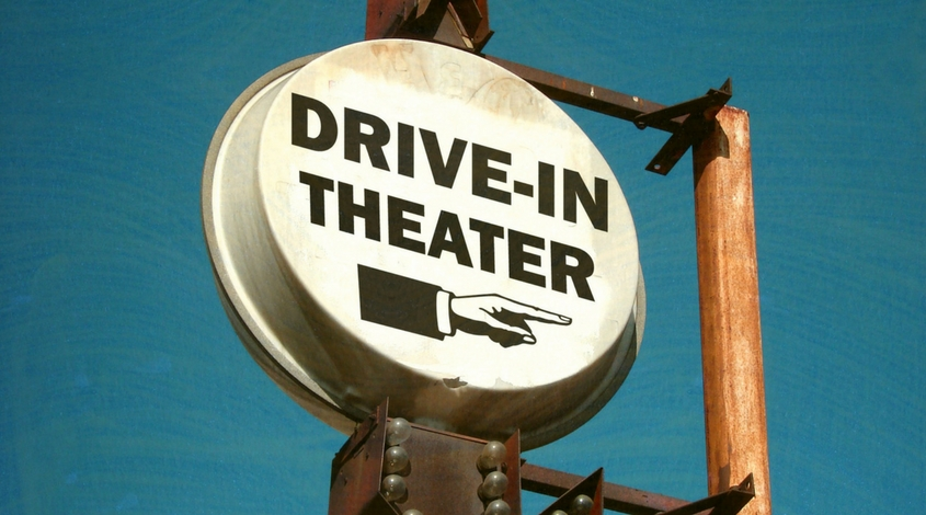 Drive-in Theatre Lewisville