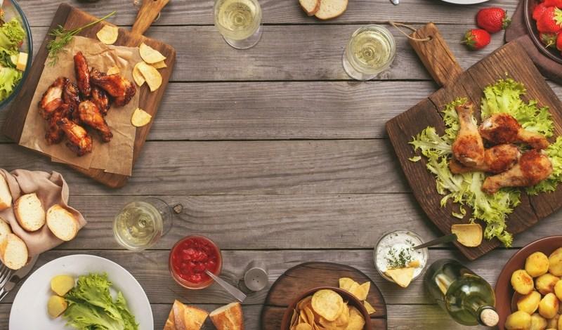football-food-and-wine-pairings