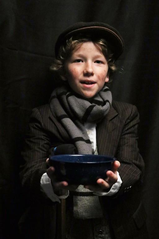 Scrooge, Plano Childrens Theatre