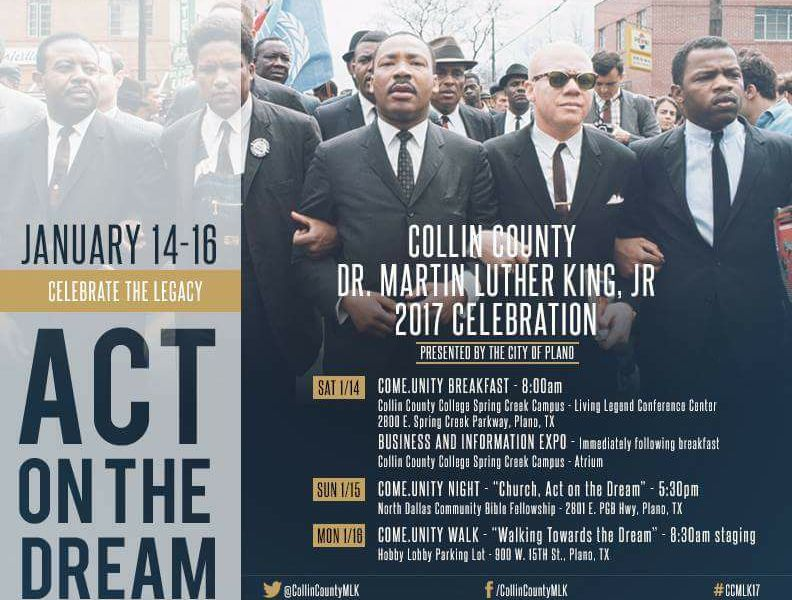 mlk post card front