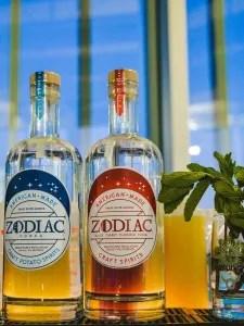 zodiac vodka, plano profile magazine, cover party legacy west