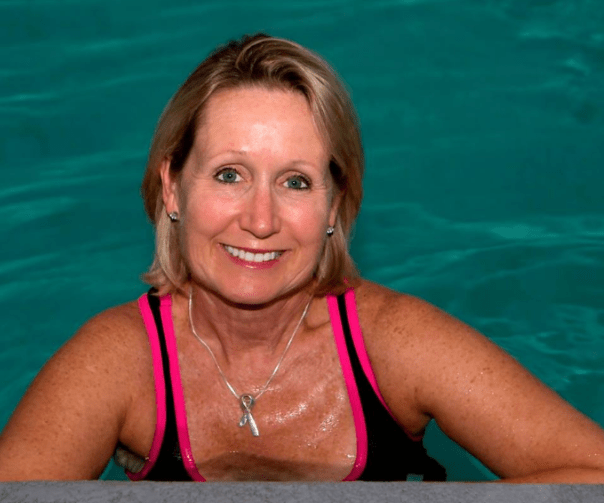 Mimi Conner Aqua-fit plano, plano chamber of commerce, small business person of the year