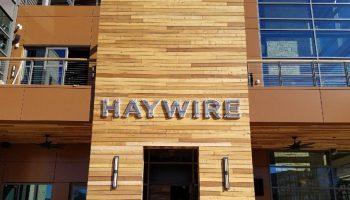 Haywire Restaurant, Legacy West, Plano