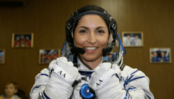 Anousheh Ansari, Space Explorer, Speaks at Haggard Library, plano