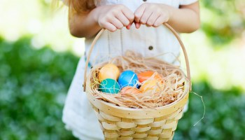 St. Andrew United Methodist Church Easter Egg Hunt