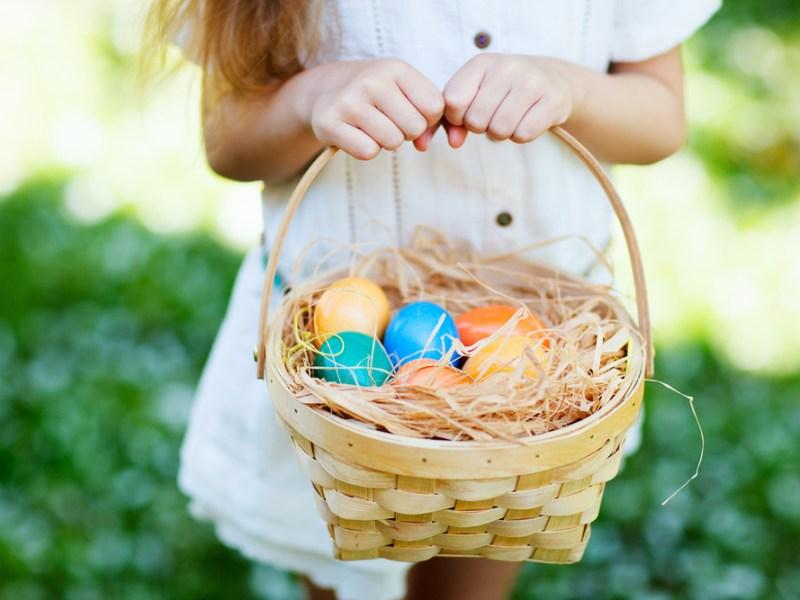 St. Andrew United Methodist Church Easter Egg Hunt