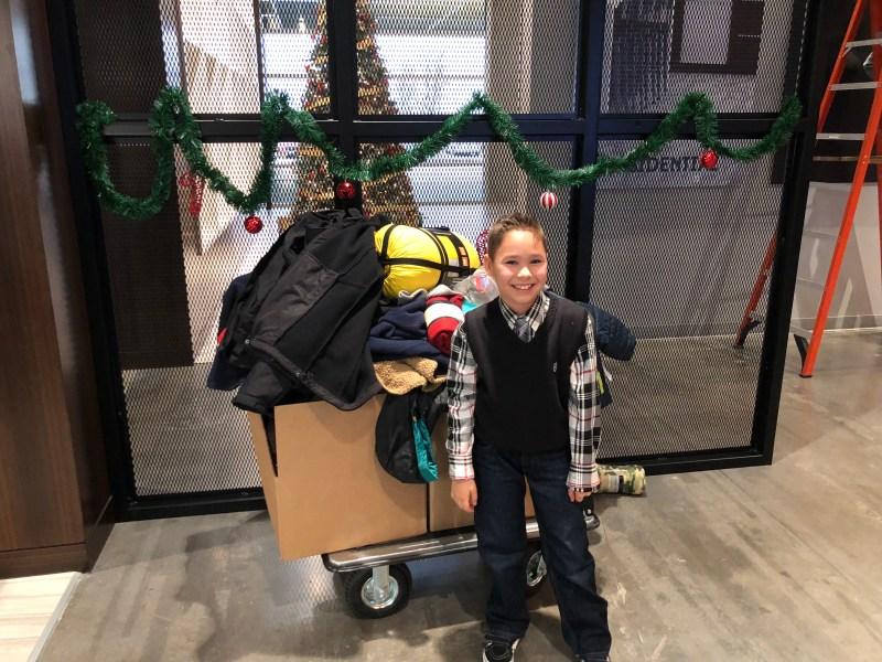 Jake's Heart Frisco nonprofit homelessness