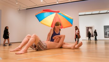 Fort Worth The Modern Art Museum of Fort Worth arts Plano Profile New Works Ron Mueck hyperrealism