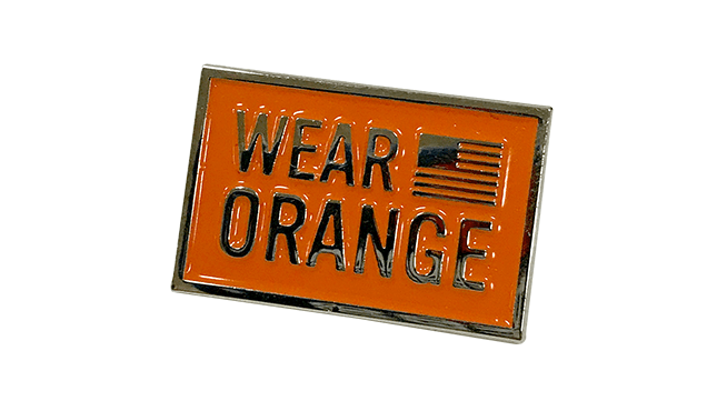 Wear Orange, national gun violence awareness day